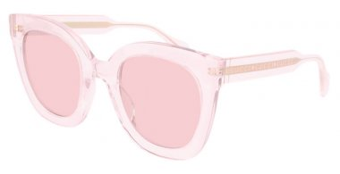 Sunglasses - Gucci - GG0564S - 005 PINK // PINK