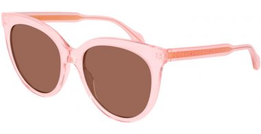 Sunglasses - Gucci - GG0565S - 004 PINK // BROWN