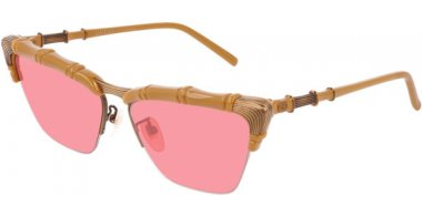 Sunglasses - Gucci - GG0660S - 003 YELLOW // PINK
