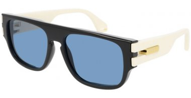 Sunglasses - Gucci - GG0664S - 002 BLACK // BLUE