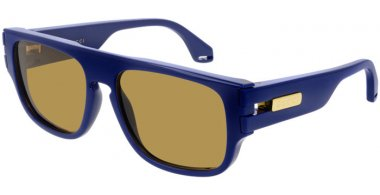 Sunglasses - Gucci - GG0664S - 003 BLUE // GREEN