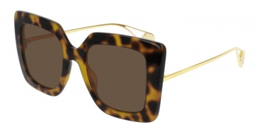 Sunglasses - Gucci - GG0435S - 003 HAVANA // BROWN