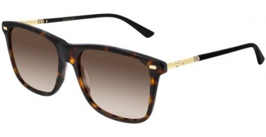 Sunglasses - Gucci - GG0518S - 002 HAVANA GOLD // BROWN GRADIENT