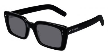 Sunglasses - Gucci - GG0539S - 001 BLACK // GREY