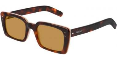 Sunglasses - Gucci - GG0539S - 004 HAVANA // BROWN
