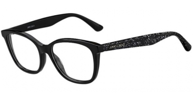 Frames - Jimmy Choo - JC188 - NS8 BLACK GLITTER