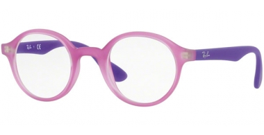 Frames Junior - Ray-Ban® Junior Collection - RY1561 - 3672 RUBBER METTALLIC FUXIA