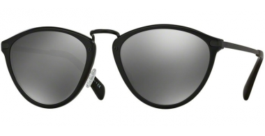 Sunglasses - Paul Smith - PM8260S HAWLEY - 14656G SEMI MATTE ONYX MATTE ONYX // BLACK SATIN MIRROR