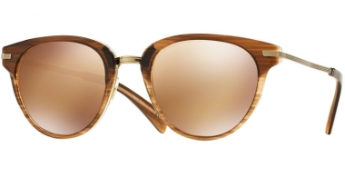 Sunglasses - Paul Smith - PM8253S JARON - 15387T BEECHWOOD BRUSHED GOLD // PEACH GOLD MIRROR