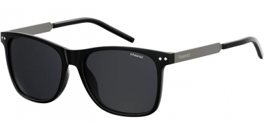 Sunglasses - Polaroid - PLD 1028/S - 003 (M9) MATTE BLACK // GREY POLARIZED