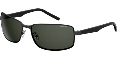 Sunglasses - Polaroid - PLD 2045/S - 807 (M9) BLACK // GREY POLARIZED