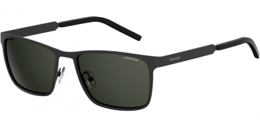 Gafas de Sol - Polaroid - PLD 2047/S - 003 (M9) MATTE BLACK // GREY POLARIZED