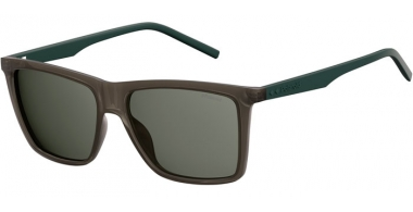 Gafas de Sol - Polaroid - PLD 2050/S - 807 (M9) BLACK // GREY POLARIZED