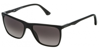 Sunglasses - Police - SPL362 BROOKLYN 2 - 0700 BLACK // GREY GRADIENT