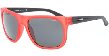 Gafas de Sol - Arnette - AN4143 FIRE DRILL - 224487 GUMMI MATTE TRANSPARENT CHERRY // GREY