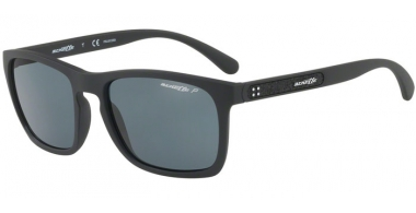 Gafas de Sol - Arnette - AN4236 BURNSIDE - 01/81 MATTE BLACK // GREY POLARIZED