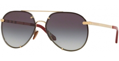 Sunglasses - Burberry - BE3099 - 11458G LIGHT GOLD // GREY GRADIENT