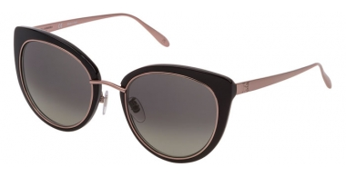 Lunettes de soleil - Carolina Herrera New York - SHN594M - 0700  SHINY BLACK // GREY GRADIENT