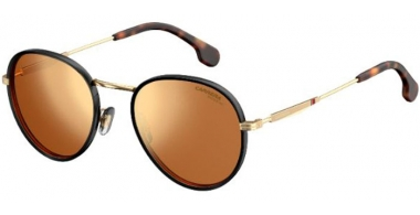 Sunglasses - Carrera - CARRERA 151/S - J5G (K1)  BLACK GOLD // GOLD MIRROR