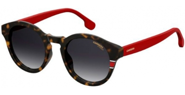 Sunglasses - Carrera - CARRERA 165/S - O63 (9O)  HAVANA RED // DARK GREY GRADIENT