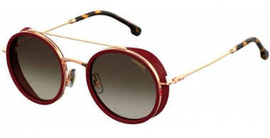 Gafas de Sol - Carrera - CARRERA 167/S - DDB (HA)  GOLD COPPER // BROWN GRADIENT