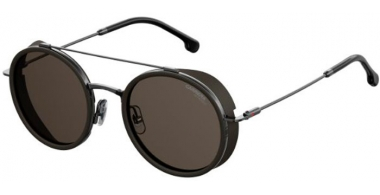 Sunglasses - Carrera - CARRERA 167/S - KJ1 (IR)  DARK RUTHENIUM // GREY
