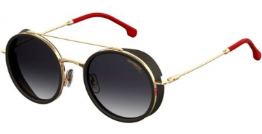 Gafas de Sol - Carrera - CARRERA 167/S - Y11 (9O)  GOLD RED // DARK GREY GRADIENT