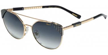 Sunglasses - Chopard - SCHC40 - 0300  SHINY ROSE GOLD // GREY GRADIENT ANTIREFLECTION
