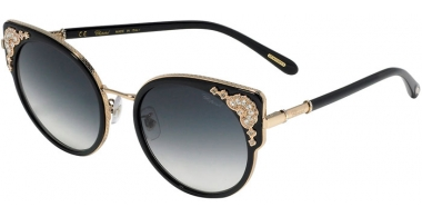 Sunglasses - Chopard - SCHC82S - 300F  SHINY ROSE GOLD // GREY GRADIENT ANTIREFLECTION