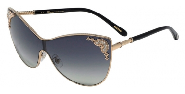 Sunglasses - Chopard - SCHC83S - 300F  SHINY ROSE GOLD // GREY GRADIENT ANTIREFLECTION