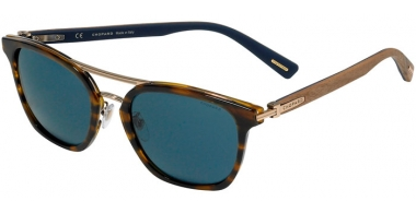 Sunglasses - Chopard - SCHC91 - 9FMP  MATTE HAVANA // BLUE POLARIZED ANTIREFLECTION
