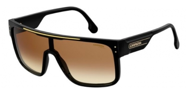 Sunglasses - Carrera - CA FLAGTOP II - 807 (86)  BLACK // BROWN GREEN GRADIENT ANTIREFLECTION