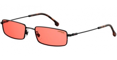 Sunglasses - Carrera - CARRERA 177/S - OIT (UZ)  BLACK RED GOLD // RED MIRROR