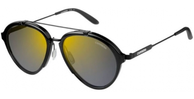 Gafas de Sol - Carrera - CARRERA 125/S - NQK (MV) DARK GREY BLACK // BRONZE GRADIENT