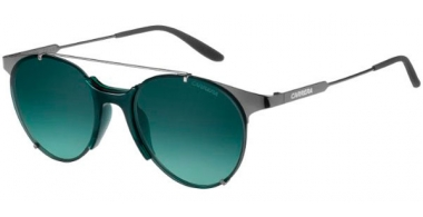 Gafas de Sol - Carrera - CARRERA 128/S - KJ1 (PL) DARK RUTHENIUM // GREY GREEN GRADIENT