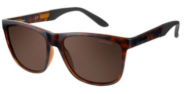 Sunglasses - Carrera - CARRERA 8022/S - DWJ (SP) HAVANA // BRONZE POLARIZED