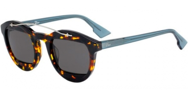 Sunglasses - Dior - DIORMANIA1 - TV9 (IR) BROWN PETROLEUM BROWN // GREY BLUE