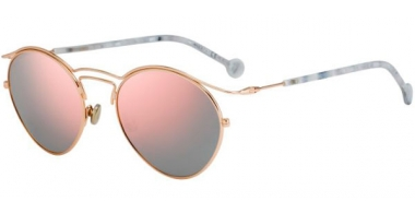 Gafas de Sol - Dior - DIORORIGINS1 - DDB (0J) GOLD COPPER // GREY ROSE GOLD MIRROR