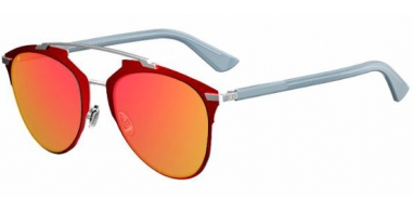 Sunglasses - Dior - DIORREFLECTED - P34 (UZ) RED TEAL // RED MIRROR