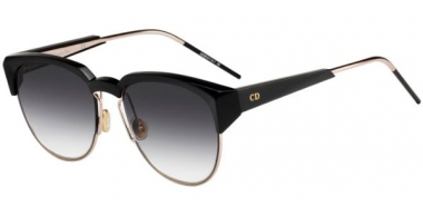 Sunglasses - Dior - DIORSPECTRAL - 01M (R0) BLACK ROSE GOLD // GREY GRADIENT