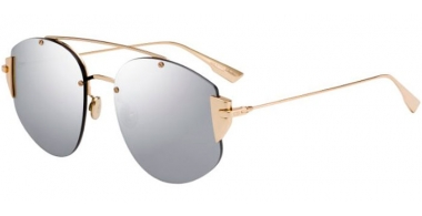 Sunglasses - Dior - DIORSTRONGER - 000 (DC)  ROSE GOLD // EXTRA WHITE MULTILAYER