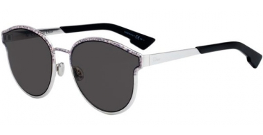 Gafas de Sol - Dior - DIORSYMMETRIC - O3T (2K) MARBLE PINK // GREY ANTIREFLECTION