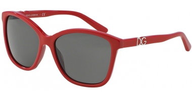 Sunglasses - Dolce & Gabbana - DG4170PM - 588/87  RED //GREY