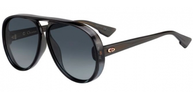 Gafas de Sol - Dior - DIORLIA - KB7 (1I) GREY // GREY GRADIENT ANTIREFLECTION
