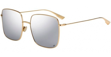 Gafas de Sol - Dior - DIORSTELLAIRE1 - 83I (0T) GOLD SILVER // GREY SILVER ANTIREFLECTION