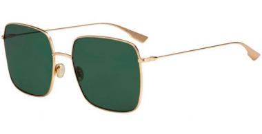 Gafas de Sol - Dior - DIORSTELLAIRE1 - DDB (O7) GOLD COPPER // GREEN LIGHT GREEN ANTIREFLECTION