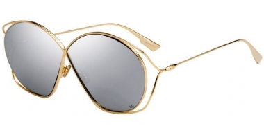 Gafas de Sol - Dior - DIORSTELLAIRE2 - 83I (0T) GOLD SILVER // GREY SILVER ANTIREFLECTION