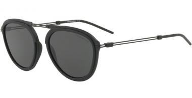 Sunglasses - Emporio Armani - EA2056 - 300187 MATTE BLACK // GREY