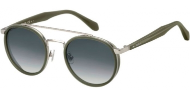 Sunglasses - Fossil - FOS 2082/S - SIF (9O) GREEN // DARK GREY GRADIENT