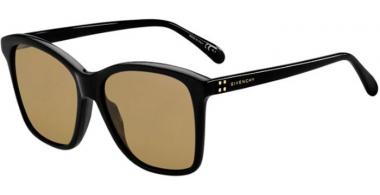 Sunglasses - Givenchy - GV 7108/S - 807 (70) BLACK // BROWN